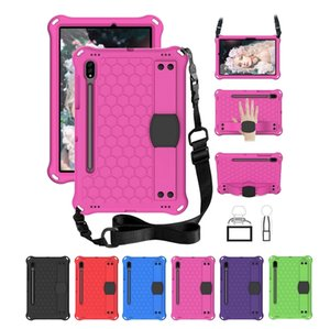 For Ipad 10.2 newipad 9.7 2018 ipad air 10.5 SAMSUNG Galaxy Tab S7 T870 T510 T290 T870 T307 Tablet Back Cover EVA protection Shockproof Case