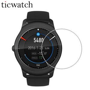 Schermo originale Ticwatch vetro temperata della pellicola protettiva Smartwatch Screen HD pellicola protettiva per TICWATCH 2 Ticwatch E S