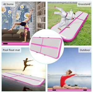 Air Tumbling Mat Gymnastics Air track tool Yoga mat Pvc Inflatable Air track for kids adults tranning mattress mat