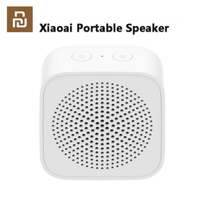 Xiaomiyoupin Xiaoai Portable Speaker Bluetooth 5.0 Wireless Connection Speaker Type-c Charging Speaker Work with Xiaoai Student App