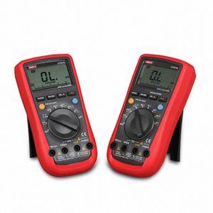 UNI-T Multimeters UT61A UT61B UT61C UT61D UT61E Modern Digital Multimeter anto range AC DC voltage current true rms multimeter 0TWI#