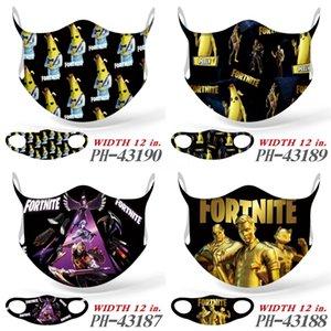 Para niños DesignerFace Masks3 capas protectoras de polvo niños máscara facial protectora MasksMask # 463