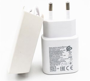 Samsung S20 Ultra 2in1 Fast charger 25W PD PSS Power adapter usb type-c cable for galaxy Note 10 9 8 S10 S20 plus A8S A9S A90