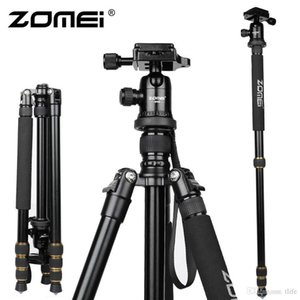 Zomei Camera Tripod professionale fotografica Stabile di viaggio compatto in alluminio pesante treppiede monopiede testa a sfera per il Digital DSLR Z688 BA