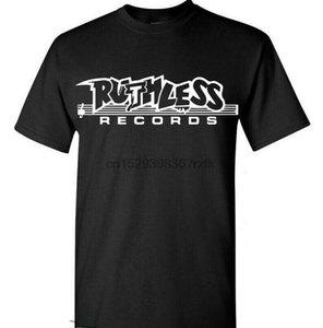 Ruthless Records Logo T Shirt - Джерри Хеллер Eazy-E Compton