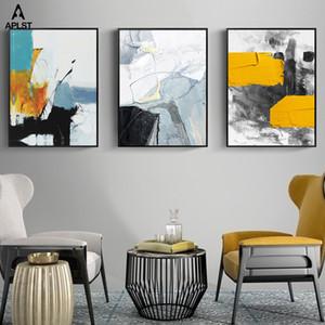 Современные Аннотация стены искусства холст картины печать плаката Canvas тиражами Изображение для Home Decor Гостиная Спальня украшения