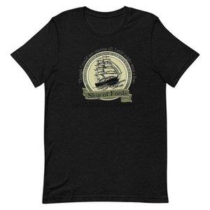 Grateful Dead Jerry Garcia Ship of Fools Short-Sleeve T-Shirt