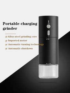 CAFEDEKONA USB электрическая кофемолка портативная аккумуляторная ручная кофемолка машина