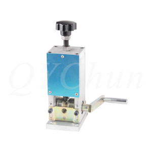 Wire stripping machine scrap copper wire peeling and peeling hand shaking waste cable and wire peeling machine electric