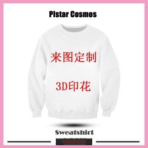 3D цифровой печати круглый свитер шеи печатных и Nv FU Чжуан Чжуан Nv FU свитер женской одежды женской одежды