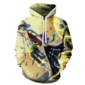 3D Printed Pirate king Hoodies Male   female Pullover Sweatshirt Fashion Men Hoodies Sweatshirt Pullover Casual Hoodie