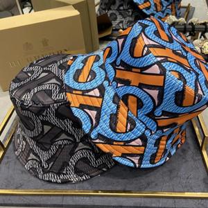 2020 Qualitätsgewebe mit reiner Farbe Brief Hutmode Falten Hut schwarz Luxus-Sonnenschirm Klapp Hut K4 gemischt