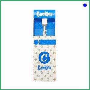 Vape cartuccia imballaggio più caldo qualità cookie carrello Box vasca di vetro 0,8 1,0 ml Svuotare atomizzatore penna OEM Marca