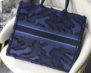 Neue Art und Weise Einkaufstasche Luxus Frauensegeltuchhandtasche Marke große Einkaufstasche-Top-Qualität Damen Tote Handtasche Schultertasche Personalized Name