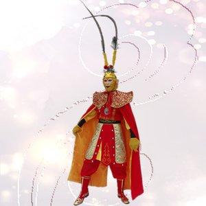 일 Wukong 서쪽 의상 성인 원숭이 왕 제나라 티안 소품 의상 의류 다 Sheng의 정장 여행 라이브 스테이지 성능 5Y 소품 의류