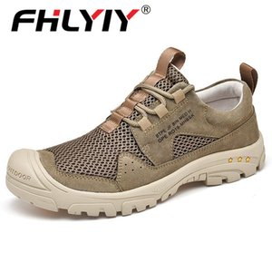 Fhlyiy New Summer Men Sneakers Fashion Spring Outdoor Men'S Shoes Men Casual Shoes Comfortable Mesh Loafers Size 38-46
