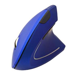 ماوس لاسلكي مريح عمودي 3D ماوس الكمبيوتر الدفتري USB الألعاب البصرية صحي ألعاب لأجهزة الكمبيوتر المحمول ألعاب الفئران