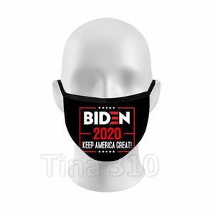 Maske T2i51355 Trump Amerika Büyük Yine toz geçirmez Yıkanabilir Nefes Yetişkin Biden Designer tutun 9style Seçim 2020