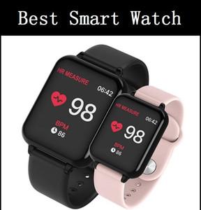 Braccialetto intelligente del braccialetto del braccialetto del braccialetto del braccialetto della frequenza cardiaca Smartwatch del braccialetto del braccialetto di Smartwatch con la scatola al minuto