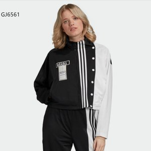 2020 Fashion Womens Jacket for Autumn and Winter Casual Womens Contrast Color Jackets with Botton High Quality Ladies Jackets Size XS-XL