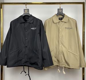 20ss Reflective Printed Winter-Jacken-Qualitäts-lange Hülse Frühlings-Herren-Jacken-Mantel mit Letters homme Windjacke Kleidung S-XL