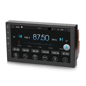 7 polegadas Android Radio 7.1 Car Stereo MP5 dvd carro Quad Core 3G WIFI Duplo 2DIN Jogador GPS FM