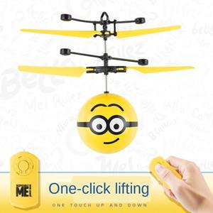 Dieu voler séides papa jouet volant avion capteur de main enfants balltoy avions télécommande balançoire