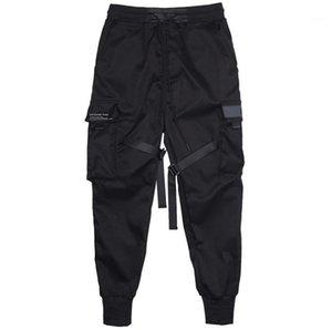 Jogger брюки весна лето моды брюки подросток карандаш брюки мужская Functional Tactical Tooling штаны Casual