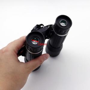 2018 Nuovo Arrivo 40x60 binoculare Zoom Binocolo Grande Palmare TELESCOPI Drop Caccia Hd Potente Binocolo Hot