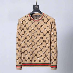 2020 Mode Hommes Concepteurs Pull tricot Sweats à capuche femme Sweats à capuche Sweat luxes à manches longues Hip Hop Pull Marque Vêtements FF