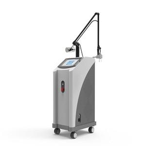 م ايزو وافقت الصين المهبل الطبية التجاعيد الندبة 30W الجمال آلة صغيرة الترددات اللاسلكية متحمس أنبوب معدني CO2 كسور الليزر
