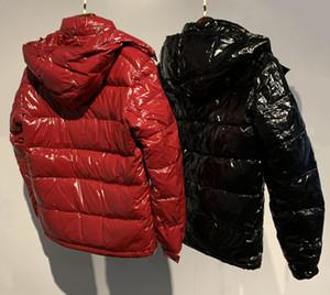 mens veste vers le bas veste homme Manteaux d'hiver de qualité supérieure nouvelles femmes hiver chaud extérieur hommes occasionnels plume homme Outwear Thicken haute qualité