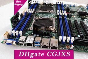 S2600cw2r 서버 마더 보드 듀얼 LGA 2011 E -Atx의 16xdimm