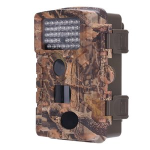 SV-TCM48N 48MP 4K High-Definition Infrared Hunting Camera 2.0 Inch LCD Wildlife Scouting Hunting Game Camera 32Pcs IR LEDs IP66