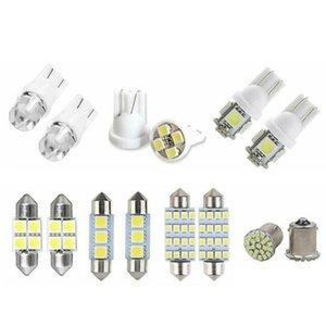 14 Verschiedene LED Auto-Innen Innen Hell e Trunk Karte Kennzeichenleuchte Glühlampe
