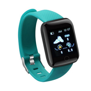 116 Smart Watch Heart Rate Fitness Tracker Watches Blood Pressure Heart RateMonitor Waterproof ip67 Sport Smartwatch For Android IOS