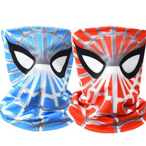 De De Tapaboca Masks Cycling Cubrebocas Face Mask Craneo Ciclismo For Spiderman Kids Craneo Skull Ciclismo CUDaK packing2010