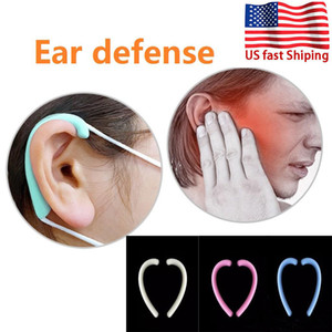 Hooks for Us Anti-slip Stock Face Mask Ear Defense Protector Soft Silicone Protective Ears Masks Grips Rope Cover Band Rails Accessories