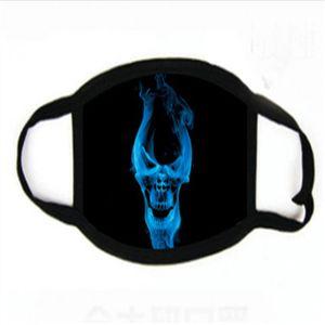 Máscara gigante Máscaras alloween Ulk verde de la historieta del algodón de impresión Ead Carnaval del partido de Cosplay Superero Ru Anner mascarada Adulto # 445