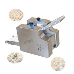 Automática de masa hervida Skin Maker Lumpia bola de masa hervida Envoltura máquina de moldeo Ravioli toma de máquina de la piel máquina de envoltura de wonton