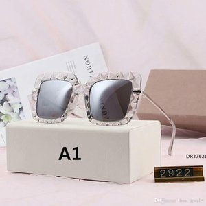 Gafas de sol para mujer de verano para mujer UV400 3 Modelo 2922 1711 9011 15 colores altamente QualityDR37