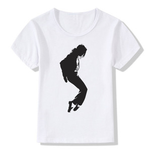 100% Cotton Men Women Print Produced To Commemorate Michael Jackson T-shirt Unisex Short Sleeve T Shirt Couples Dress O-Neck Tops Tee