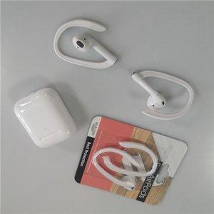 Портативный Наушники с креплением-крючком Bluetooth беспроводная гарнитура анти-лосс аксессуар для наушников Anti-потерянный шнур Hoder наушников талрепом 6 цвета GGA3700-2