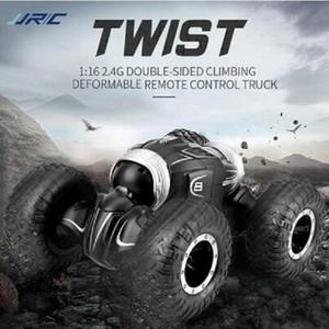 2020 الجديدة JJRC Q70 تويست 2.4GHz إرسال تسلق 1/16 4WD RC سيارة RC حيلة سيارة سيارة على الوجهين تشوه جميع التضاريس حيلة الاطفال RC لعبة