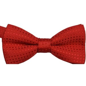 Wholesale- Baby Boys Party Infant Toddler Pre Tied Chic Wedding Tuxedo Bow Tie Necktie