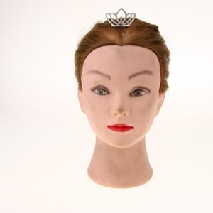 Acessórios de cabelo Tiara diamante Mini Cristal Rhinestone Crown nupcial Princesa Rainha