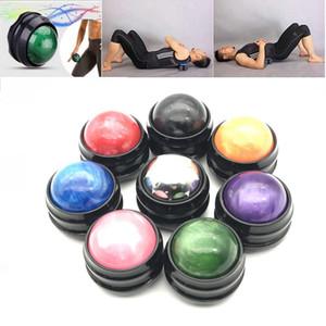 1 Adet Spor Masaj Silindir Topu Vücut Terapi Ayak Kalça Geri Gevşetici Stres Yayın Gevşeme Silindir Topu Masaj