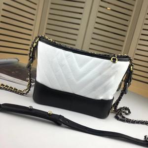 Famoso CC Designer Crossbody Bag Mulheres Couro Shoulder Bucket Bag Moda newset Luxo Bag transporte rápido