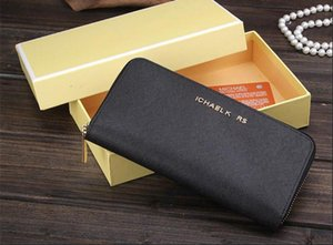 2020 Arrival Designer wallet Women Wallets Purse With Geometry Clutch For Female Long Zipper Phone Bag Fashion Coin M Card Holder K. Option