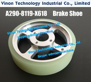 A290-8119-X618 التنظيم الإداري الفرامل Ø100x20dx22Hmm الحذاء لسلسلة آلات الهوية، أي وكالة المخابرات المركزية. التنظيم الإداري أجزاء ارتداء فانوك A290.8119.X618، A2908119X618 التوتر الرول